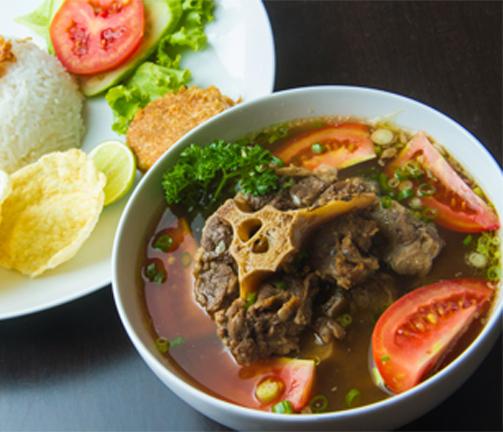 Dapur Buntut Pik Sup Buntut Paling Enak Di Jakarta